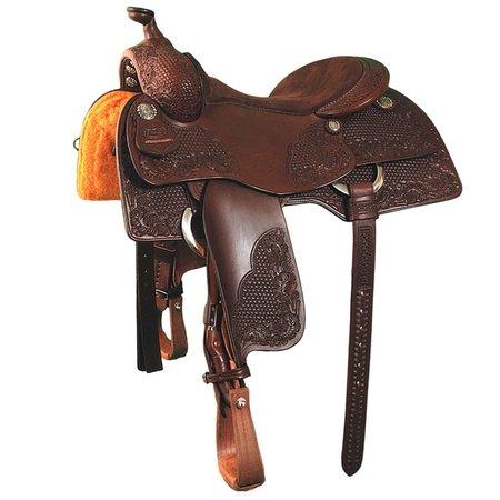 Jim Taylor Custom saddle Renegade heritage serie