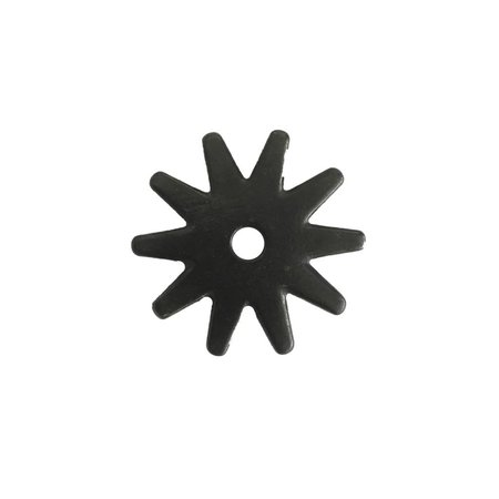 Western Rawhide Loose track wheels Black