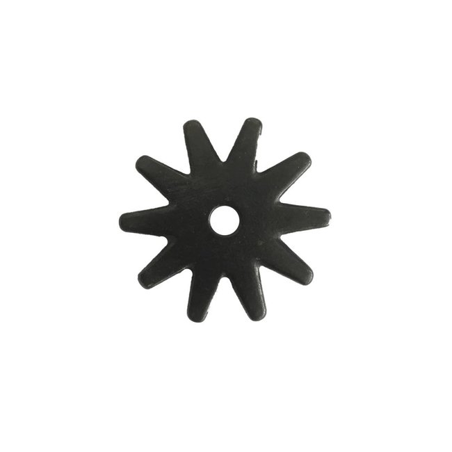 Western Rawhide Losse sporenwieltjes Black