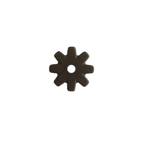 Weaver Leather Loose track wheels Brown Antique