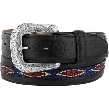 Justin Nothern bison belt
