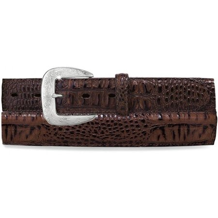 Tony Lama Caiman classic dress belt