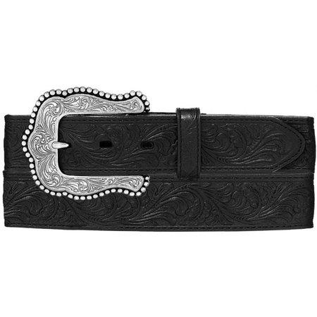 Tony Lama Layla belt black