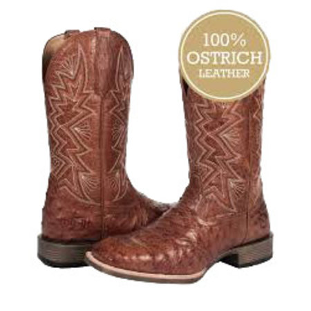Noble outfitters M All Arnd Sq Toe Duke 114:Whiskey