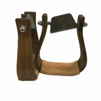 Nettles Stirrups Regular 2'' The Duke + Leveler stirrups