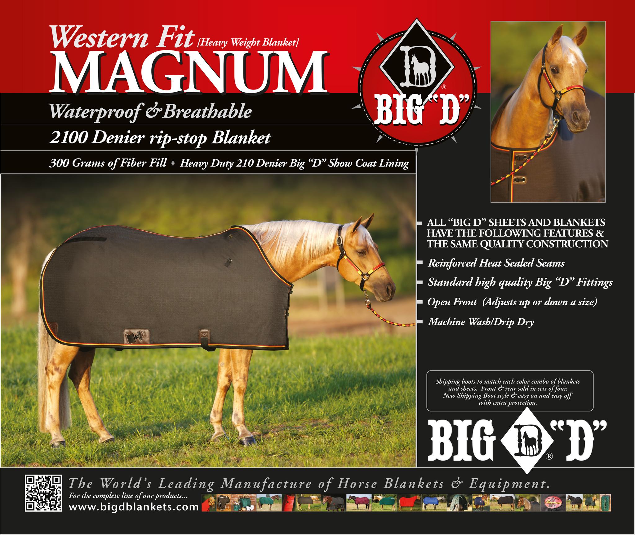 Big D Magnum Winterdecke
