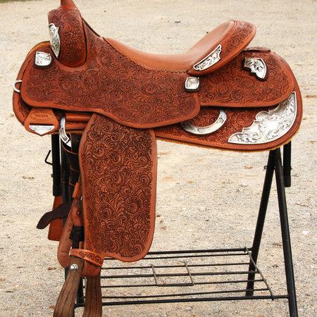 Jim Taylor Custom saddle Jim Taylor custom Original Dell Hendriks