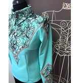 DE-Showoutfits DE Showjacket Mint Champion mt S