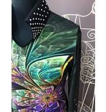 DE-Showoutfits DE Slinky Forest Glamour mt M