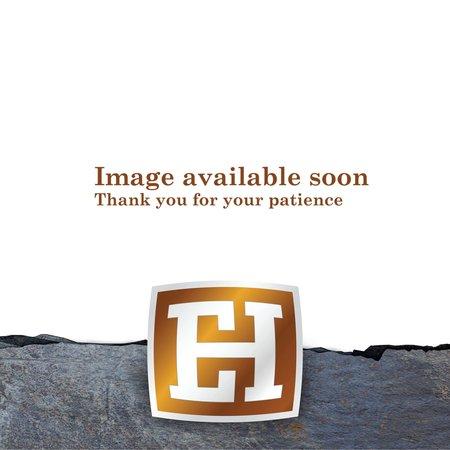 Hanssen Silver Show Headstall Manzanillo