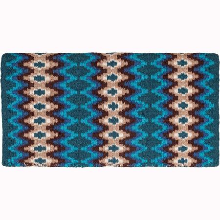 Western Rawhide Mohair Woven Blanket