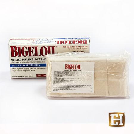 Absorbine Bigeloil leg wraps