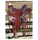 RW Bowman Working Class A-Fork Saddle