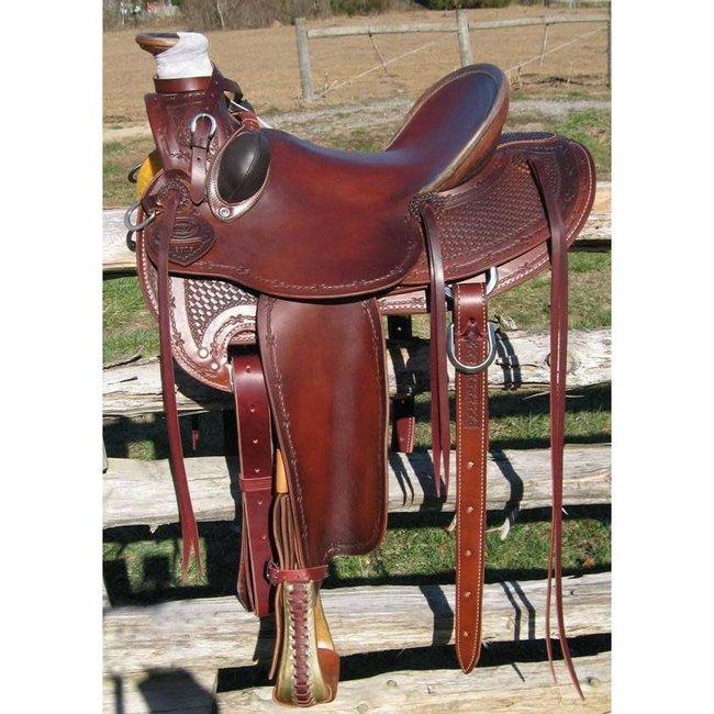 RW Bowman Working Class A-Fork Saddle