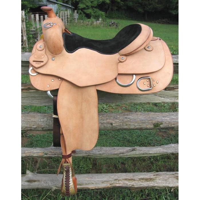 RW Bowman Training Saddle