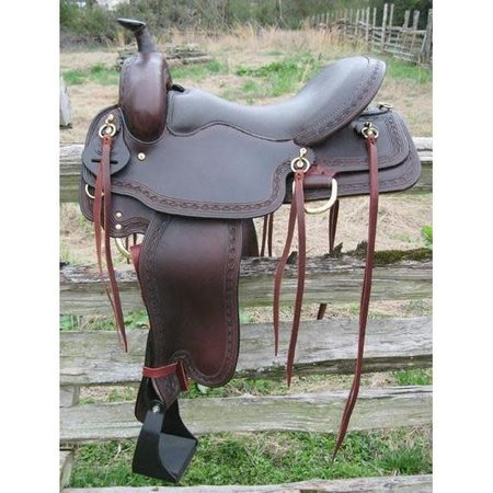 RW Bowman The Camino Trail Saddle