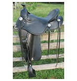 RW Bowman Ole No. 3 Trail Saddle