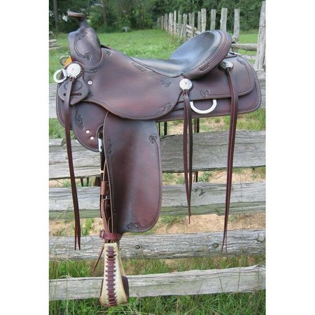 RW Bowman B-Light Trail Saddle II