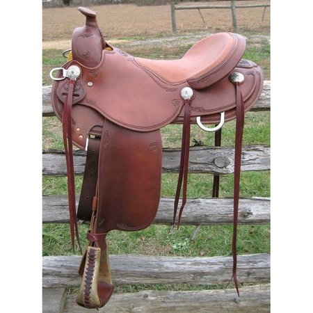 RW Bowman B-Light Trail Saddle