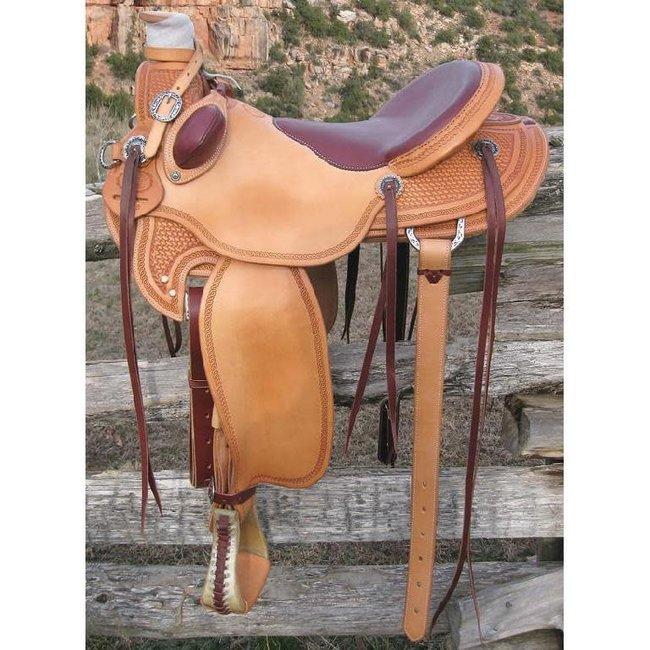 RW Bowman B-Light Ranch Saddle