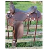 RW Bowman B-Light Pleasure Saddle