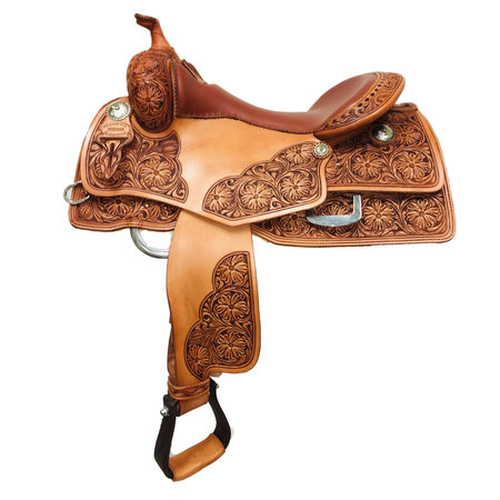 Jim Taylor Custom saddle Jim Taylor example saddle 6