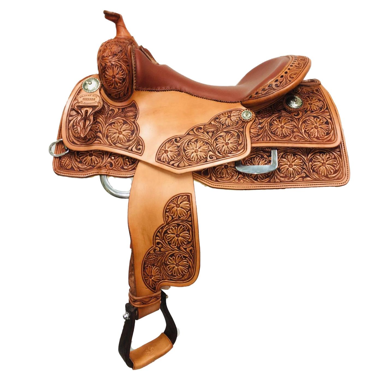 Jim Taylor Custom saddle Jim Taylor example saddle 6