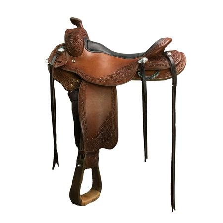 Triple Crown Triple Crown Stock Saddles 1