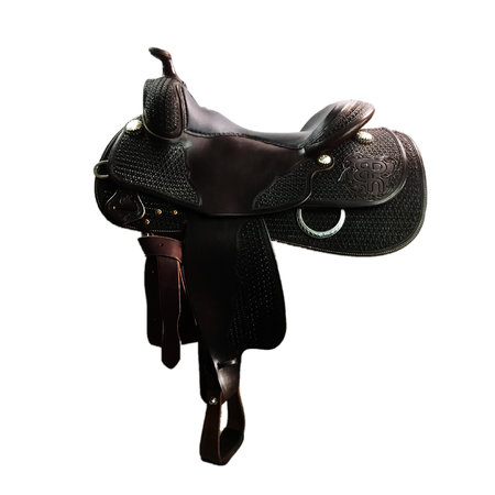 Triple Crown Triple Crown example saddle Don Boyd