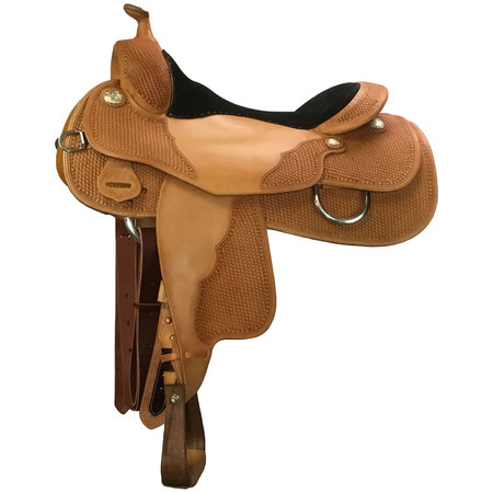 Triple Crown Triple Crown Stock Saddles 6