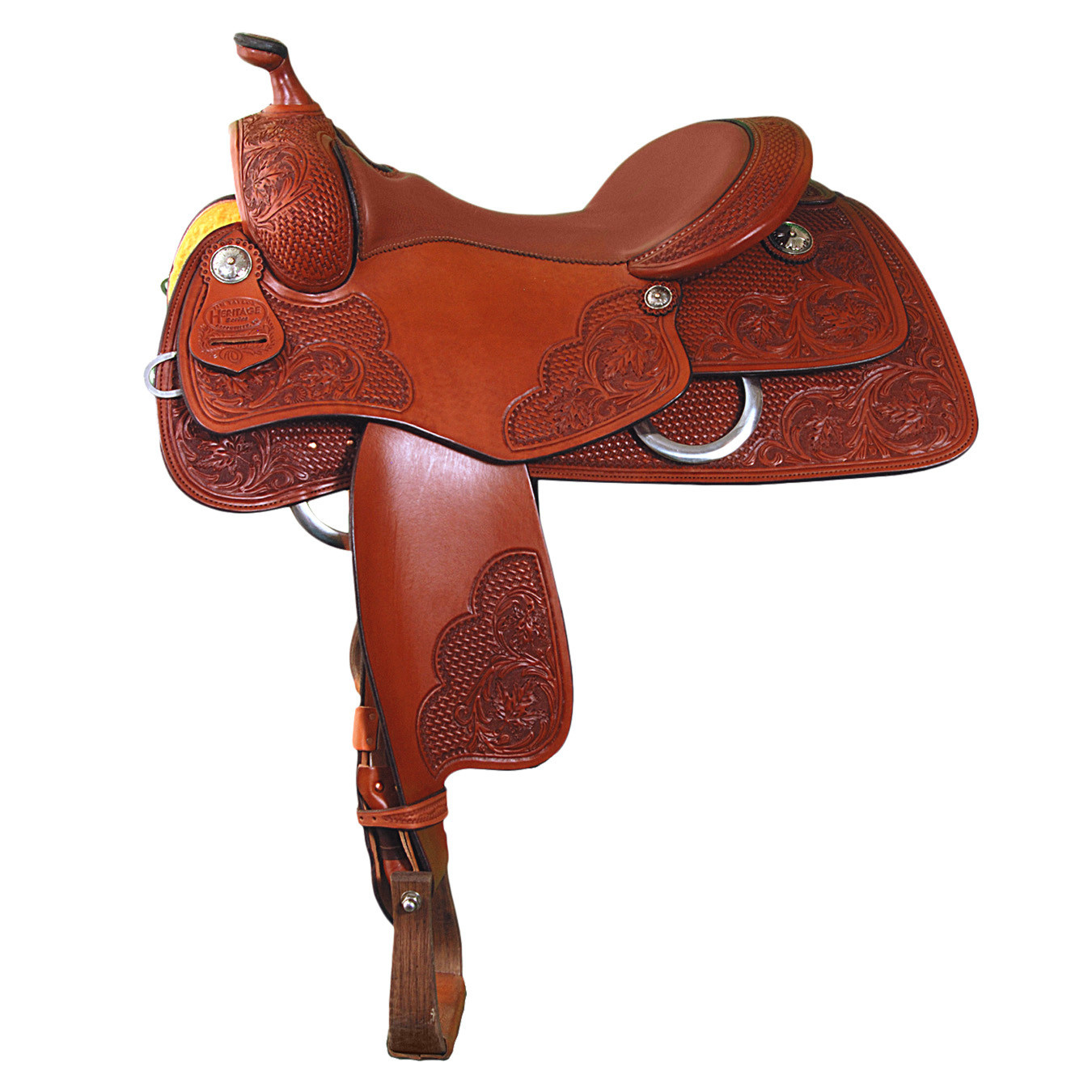 Jim Taylor Custom saddle Jim Taylor example saddle 4