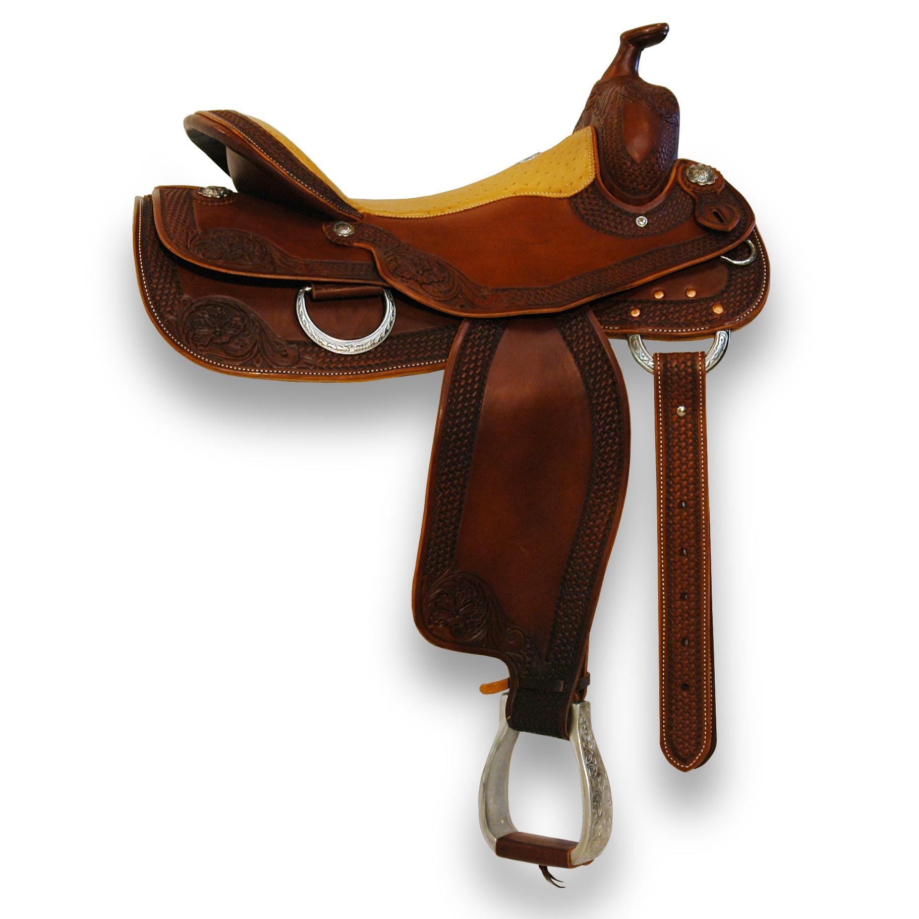 Ranchman Ranchman example saddle 9