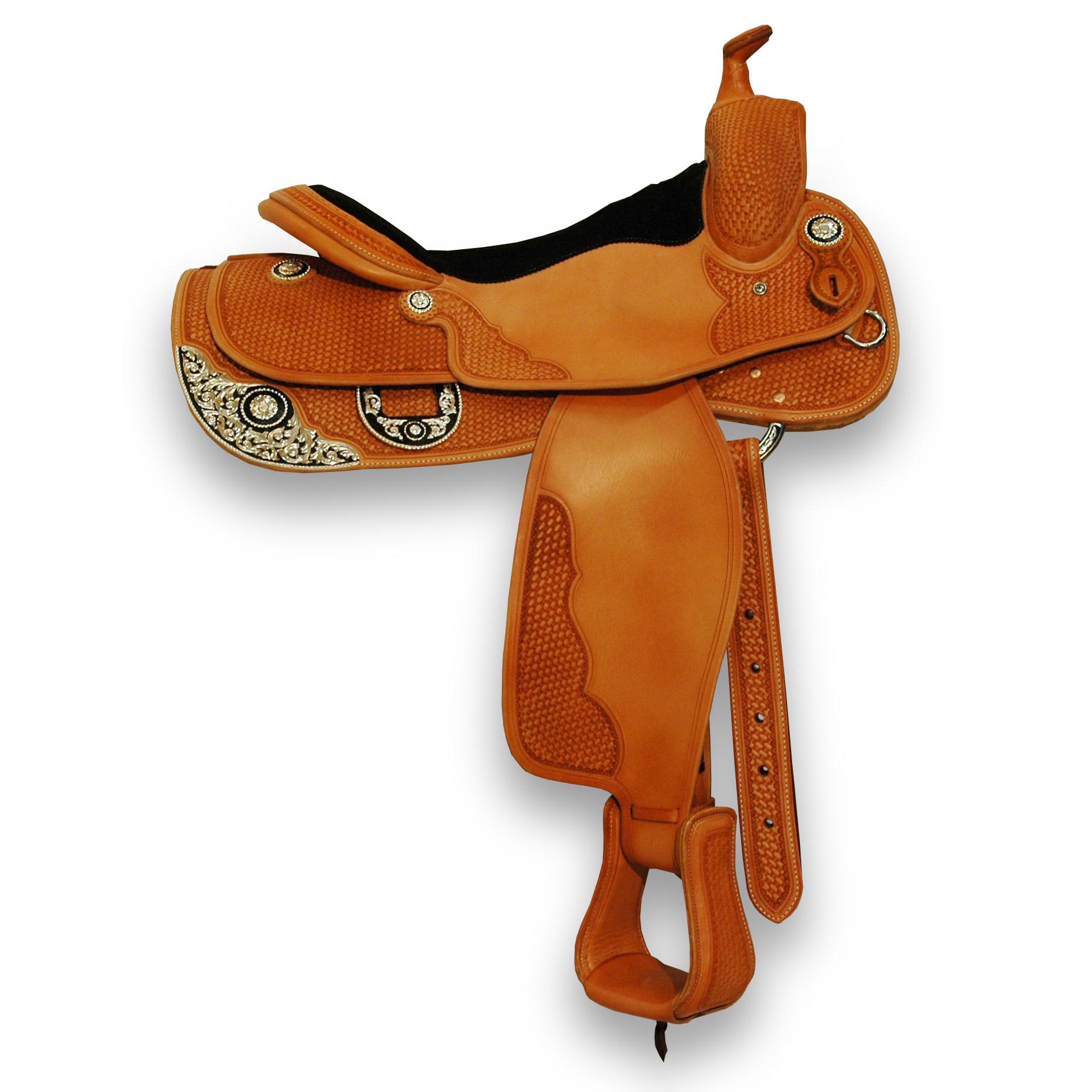 Ranchman Rachman Stock Saddles 3