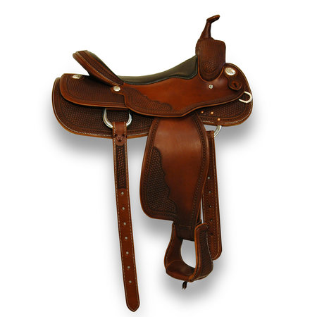 Ranchman Rachman Stock Saddles 6