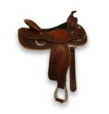 Ranchman Ranchman Stock Saddle *36, NSQ 161/2 inch