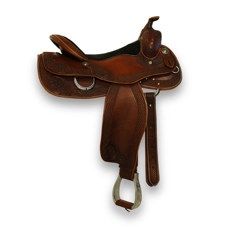 Ranchman Rachman Stock Saddles 8