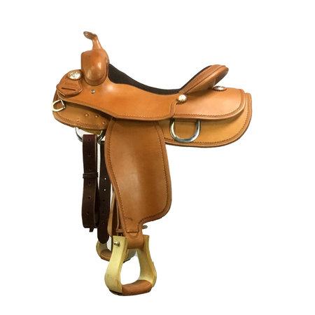 Ranchman Ranchman Stock Saddle *37, nxsq 16 inch