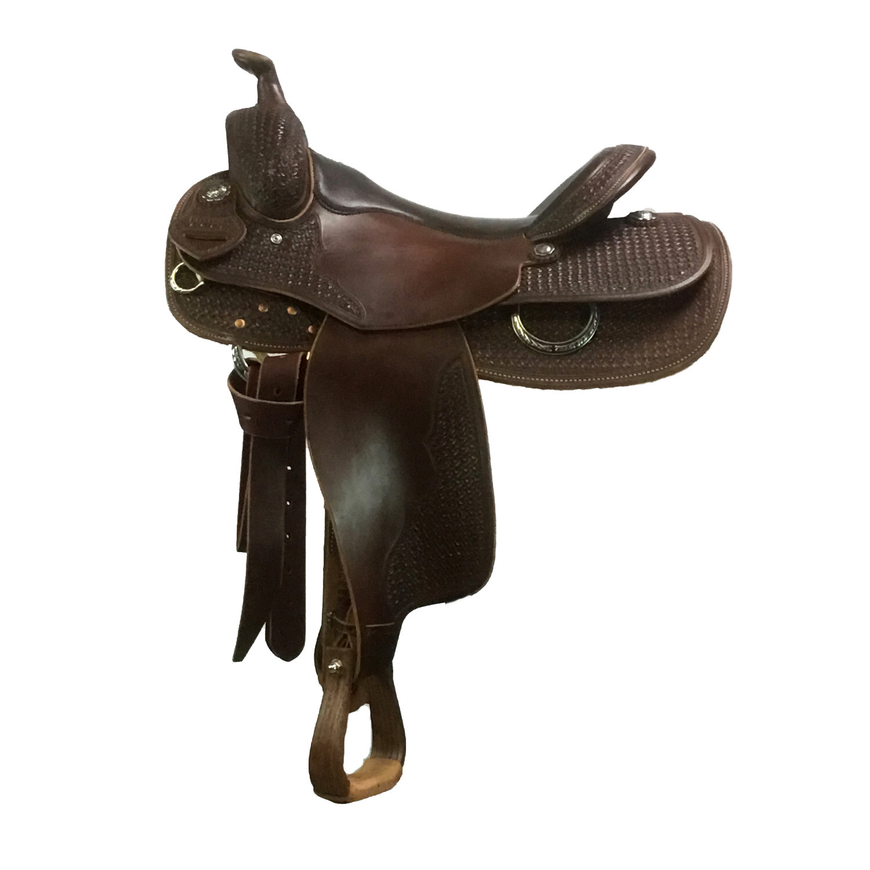 Ranchman Ranchman Stock Saddle *31, rcs-3.5 16 inch