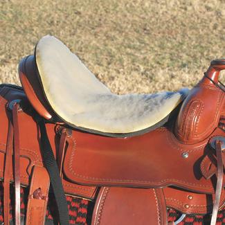 Cashel Western Large Fleece Seat Saver