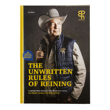 Boydreininginternational The unwritten rules of reining