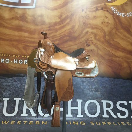 billy cook #Billy cook youth saddle