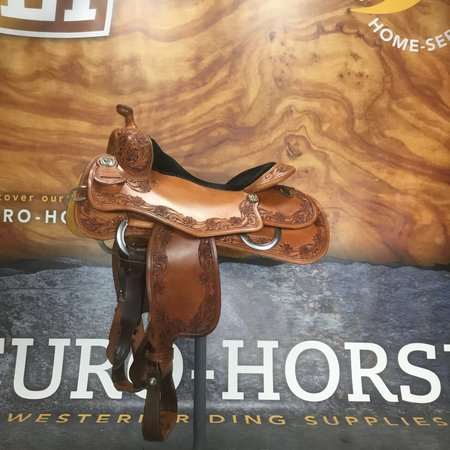Jim Taylor Custom saddle #jim taylor edelweis reiner RCS 4 16 FG