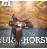 Jim Taylor Custom saddle Jim Taylor cavalier 3.5 15.5 AH