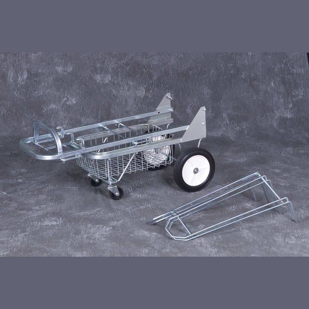 Royal Wire Equine Rolling Dolly