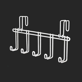 Royal Wire Equine 5-Hook Bridle Rack