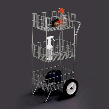 Royal Wire Equine 3 Tier Grooming-kar