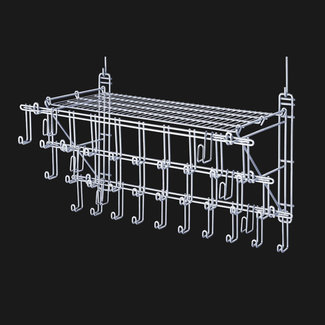 Royal Wire Equine 3 Tier Bridle rack