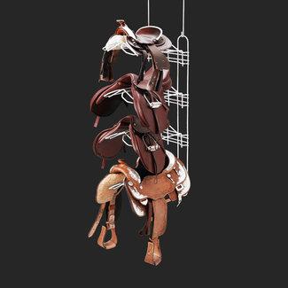 Royal Wire Equine Main frame met 4 zadelrekken