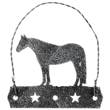 Tough1 Christmas Equine Motif Ornament