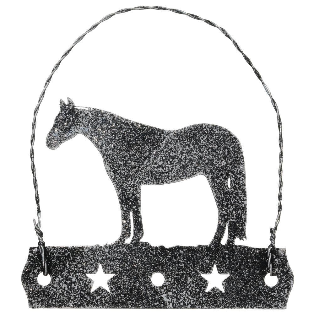 Tough1 Christmas Equine Motif Ornament